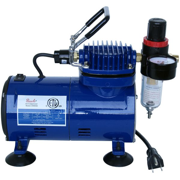 Paasche Airbrush Paasche D500SR Air Compressor with Switch and Regulator