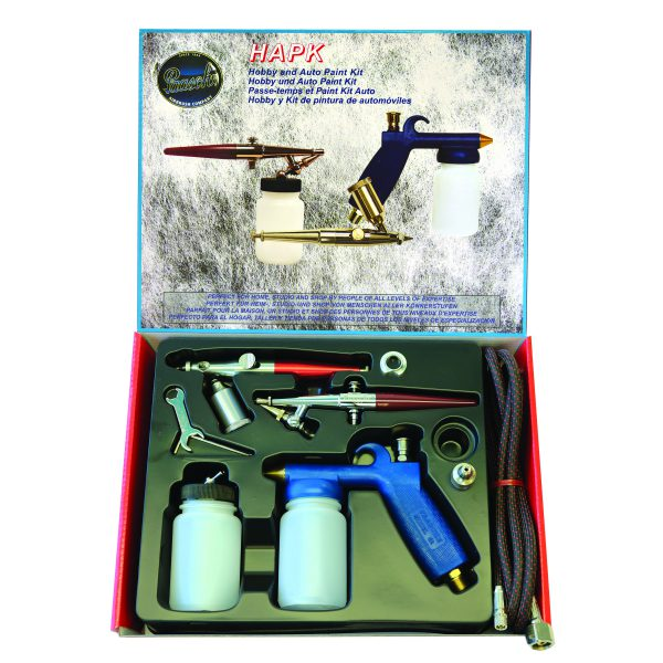 Paasche Airbrush Paasche Hobby and Auto Paint Kit