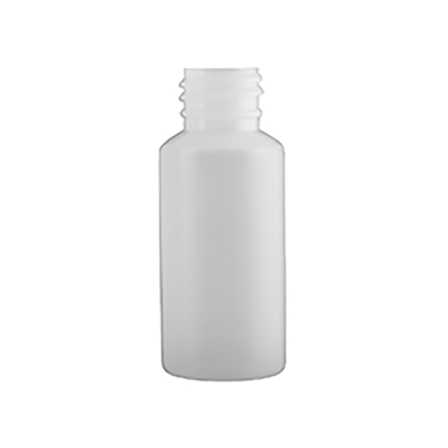 Paasche Model PB Empty Plastic Bottles: 1 Oz.