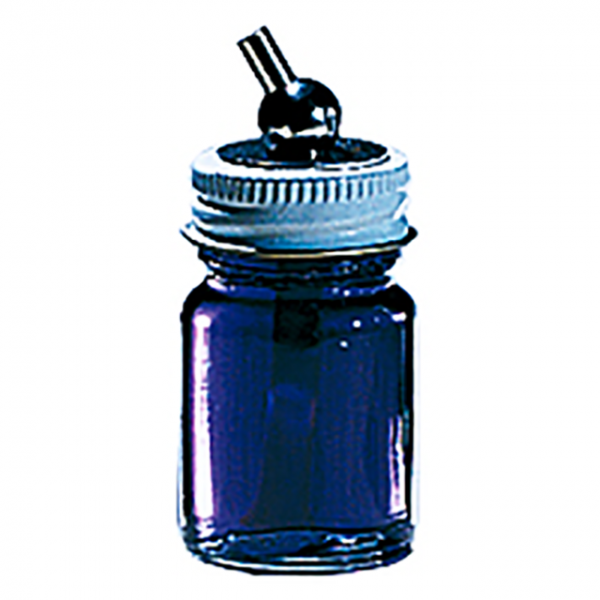 Paasche Model VL 1/2 oz. Color Bottle Assembly