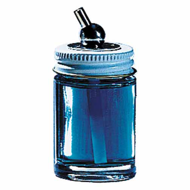Paasche Model VL 1 oz. Color Bottle Assembly