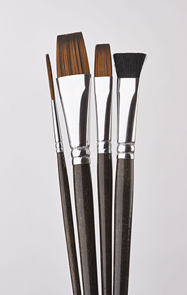Donna Dewberry 4 Piece Fabric Brush Set
