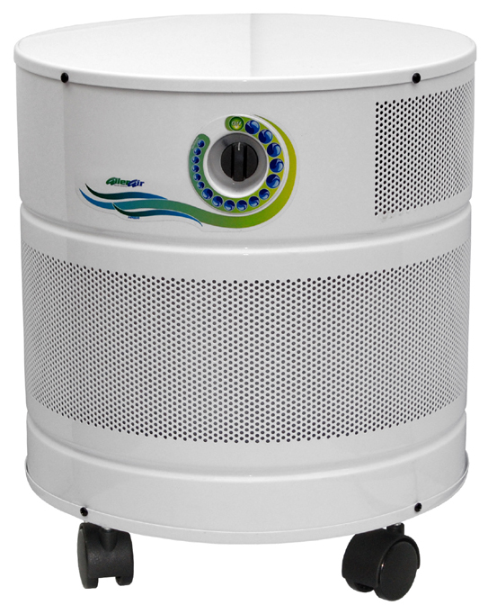 Allerair AirMedic MCS Air Purifier: White