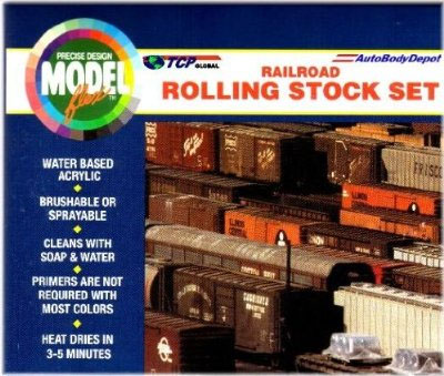 Badger Modelflex Railroad Rolling Stock