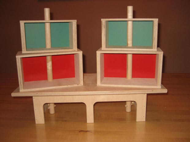 Beka Modular Doll House: Play Platform