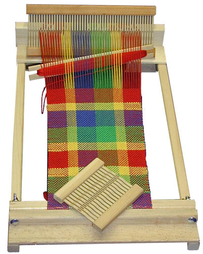 "Beka Beginner's Loom: 10"" Weaving Loom"