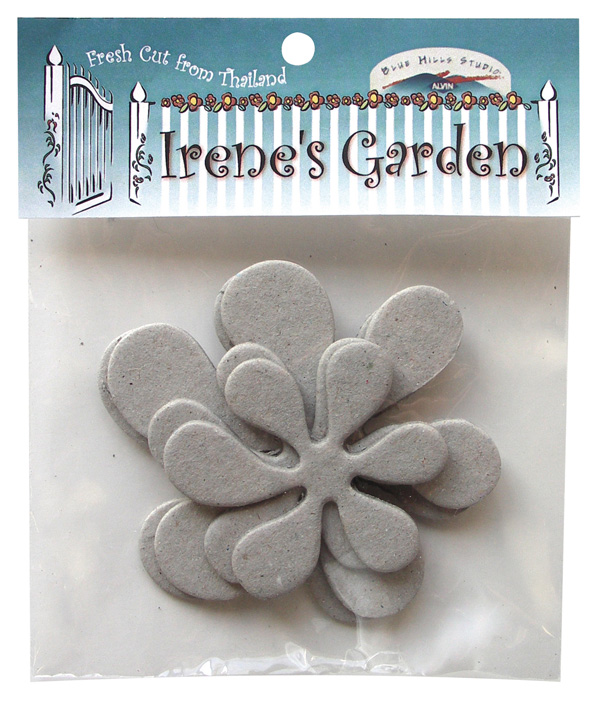 Blue Hills Studio™ Irene's Garden™ Chipboard Die-Cut Stack Pack Set B
