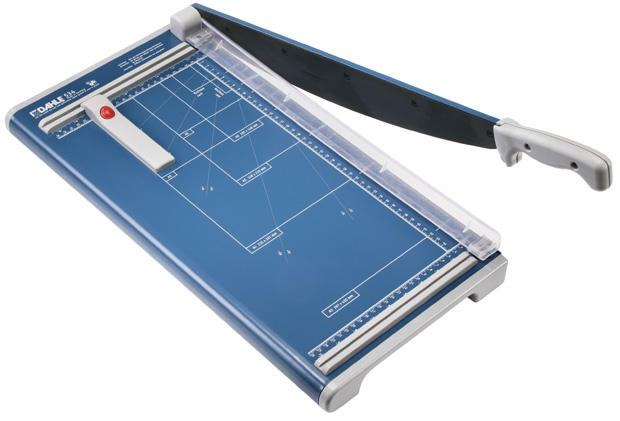 Dahle Professional Series Guillotine: 18 Inch Cut Length