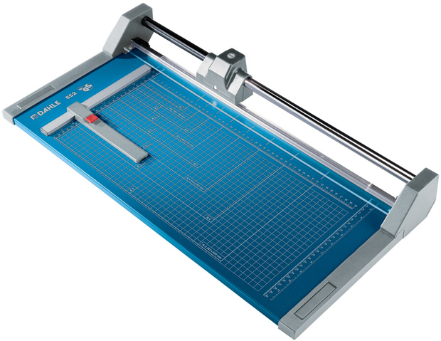 Dahle Professional Rolling Trimmer: 20 1/8\