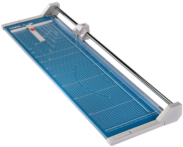 Dahle Professional Rolling Trimmer: 37 1/2 inch Cut Length