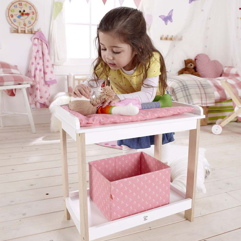 Hape Toys Changing Table : 3Y+