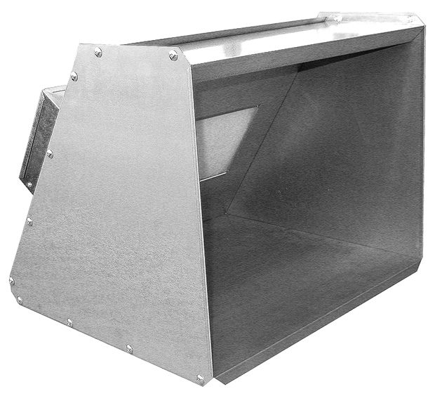 HSSB-22-16 Hobby Shop Spray Booth - Front