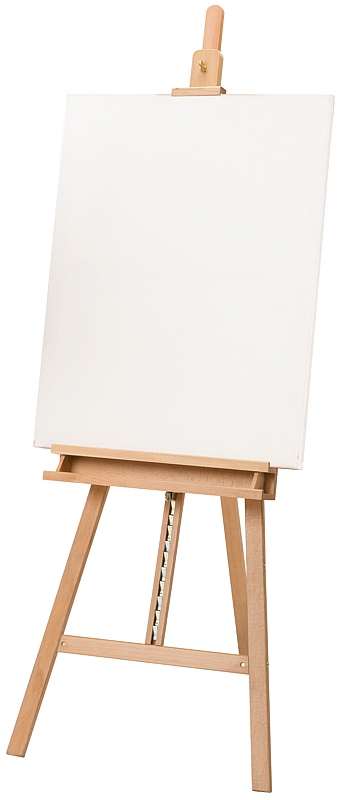 Heritage Columbus Easel