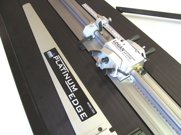 "Logan 855 Platinum Edge Cutter: Size 48""/122 cm"