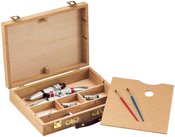 Heritage Palette Sketch Box: Medium