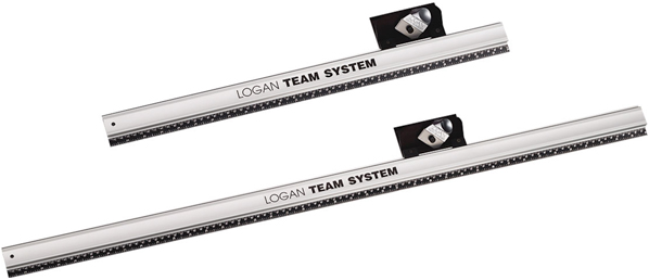 Logan Straight Edges Team System Rule 24inch