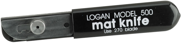 Logan Mat Knife