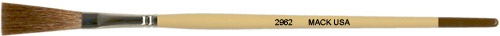 "Mack One Stroke Series 2962: Length Out (trim) 1-1/8"", Size-1/8"