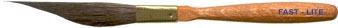 Mack Three Innovative Stripers Series F-L: Fast-Lite Pinstriping Brush, Size - 2