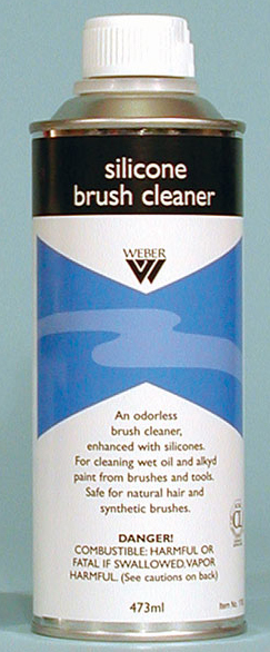 Weber Silicone Brush Cleaner: 473ml