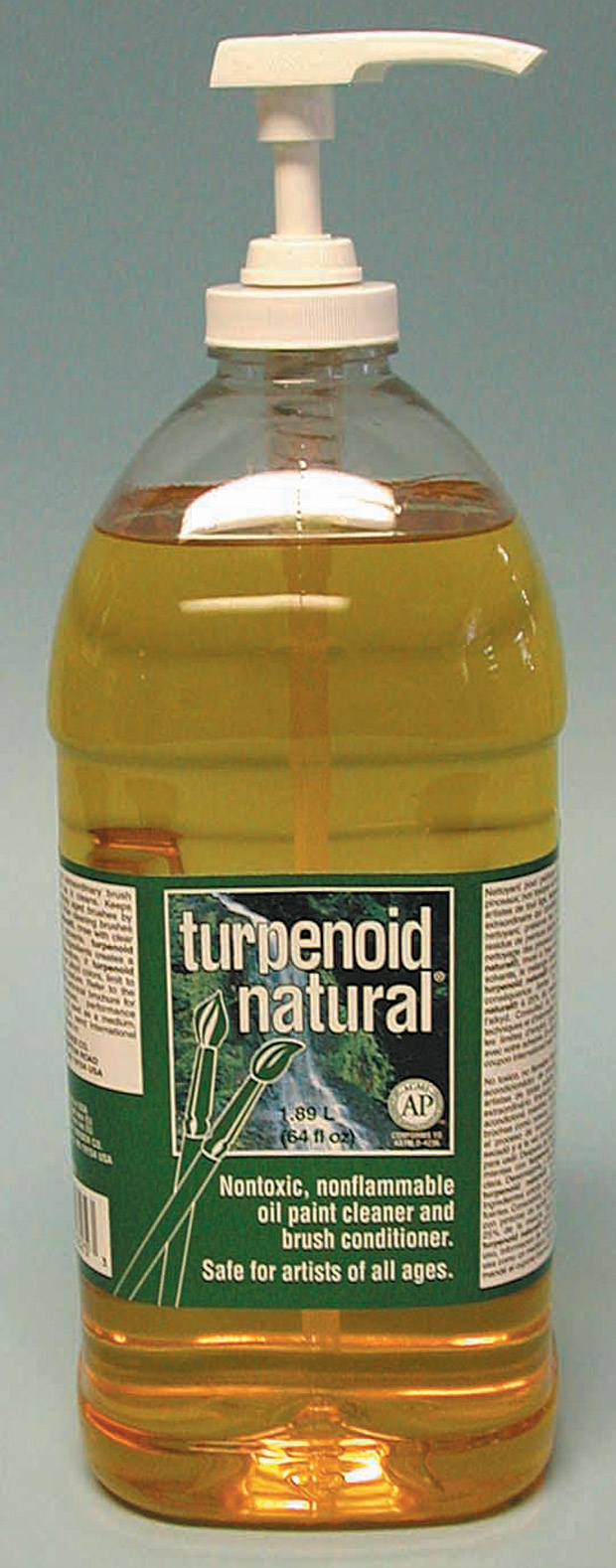 Turpenoid Natural Pump: 1.89 L (1/2 Gallon)