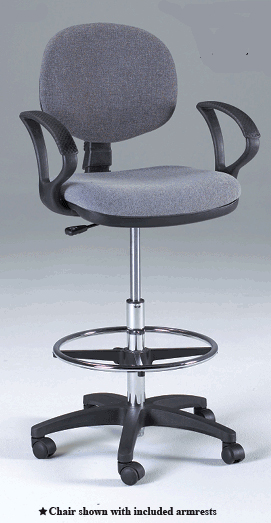 Stanford Drafting/Counter Chair: Model # 91-1006