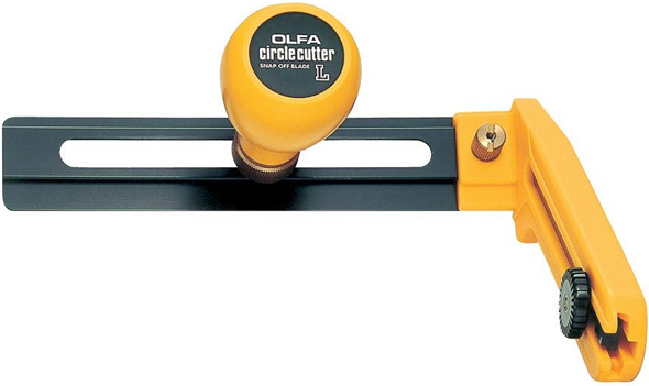Alvin Olfa® Snap-off Circle Cutter