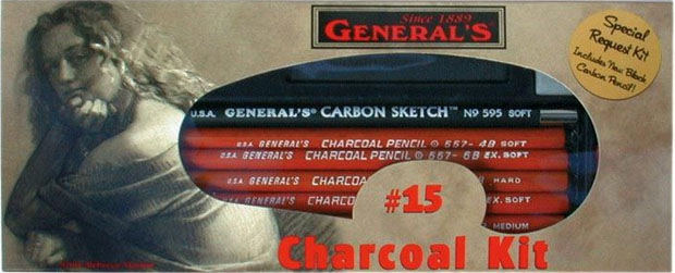 General's® Charcoal Kit