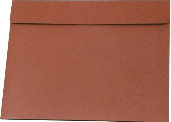 "Star® 17"" x 22"" Expanding Wallet: Red/Pink, Fiberboard, 17"" x 22"""