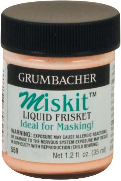 Grumbacher® Miskit Liquid Friskit: 74ml