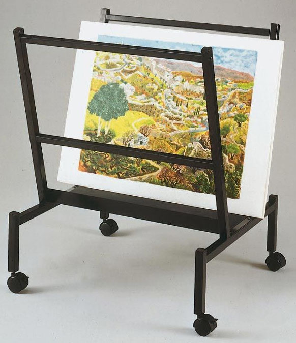 "Heritage Print and Poster Holder: Holds 26"" x 32"" Unframed Prints"