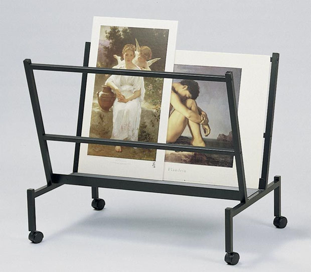 "Heritage Print and Poster Holder: Holds 32"" x 40"" Unframed Prints"