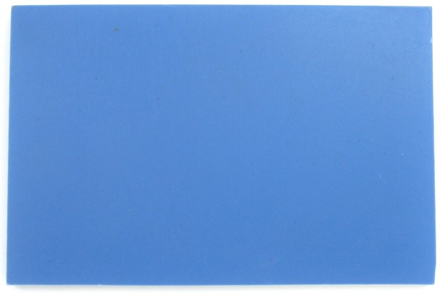 "American Educational Block Printing Rectangle: 4"" x 6"", Blue"