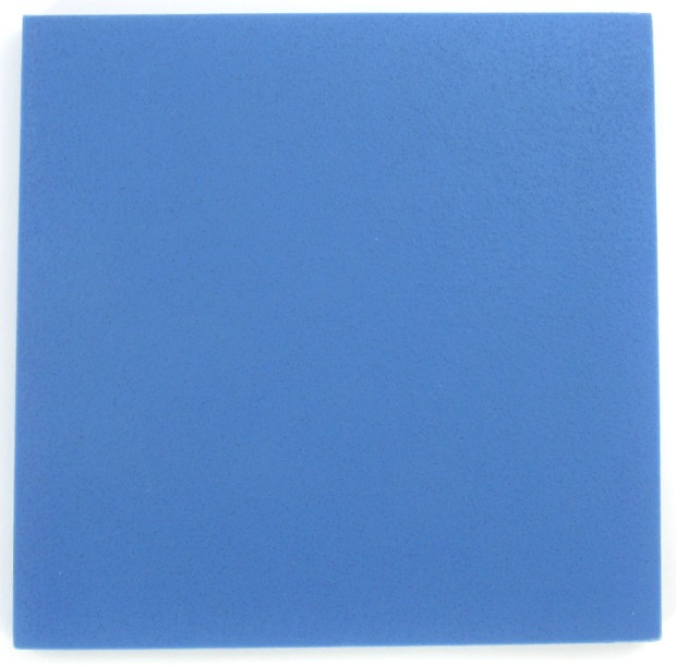 "American Educational Block Printing Square: 4"" x 4"" - Blue"
