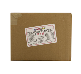 Paasche AEX-25 Fast Cutting Compound: 25 lb.