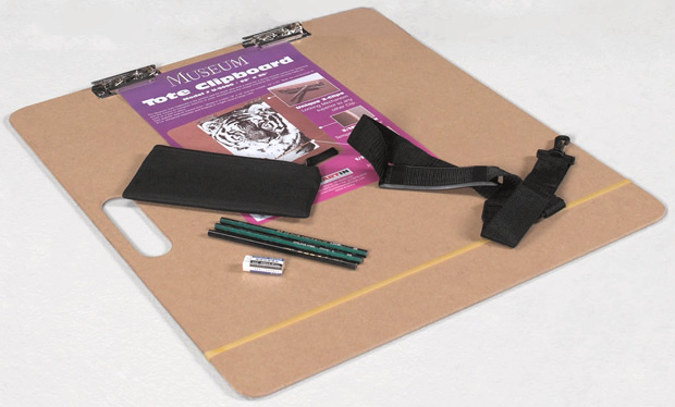 "Leonardo 24"" X 27"" Drawing Kit: Black, Model # 66-LD1404"