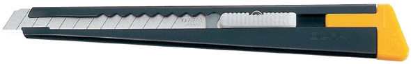 Alvin Olfa® Multi/Purpose Std Cutter 180 Utility Knife
