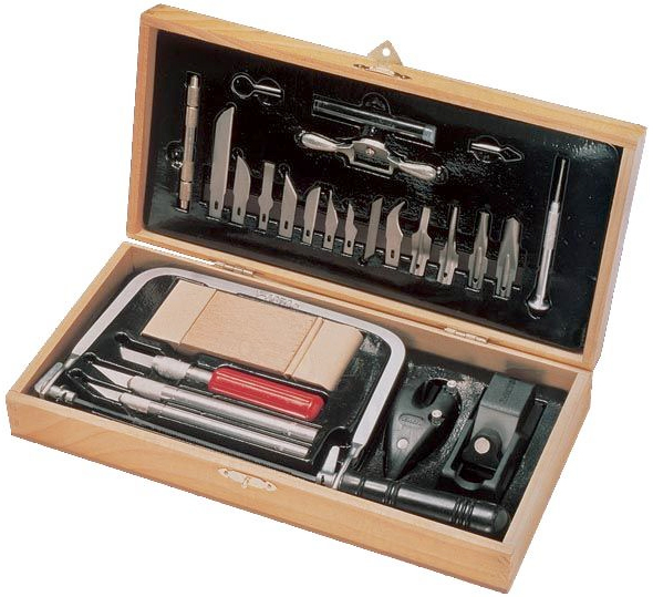 Alvin X-Acto® Deluxe Craft Tool Set
