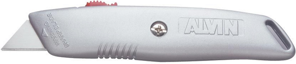 Alvin Retractable Utility Knife