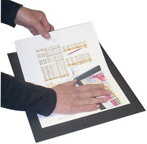 "Alvin Black On Black Presentation Board: 20"" x 30"", Box of 25"
