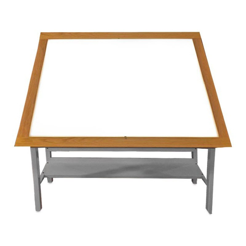 "Gagne Porta-Trace Light Table: 36"" x 48"""