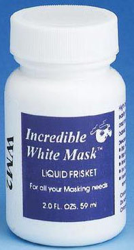 Grafix Incredible White Mask™ Liquid Frisket