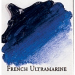 Professional Permalba French Ultramarine Blue: 37ml Tube