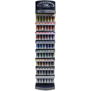 "Winsor & Newton Winton Oil Color Paint Display Assortments: 37ml 12"" Assortment"