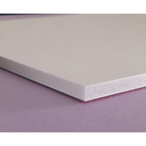 "Elmer's® 20"" x 30"" x 3/16"" Thick Foam Board White 25bx: White/Ivory, Sheet, 25 Sheets, 20"" x 30"", Foam Board, 17 lb, (model 90109), price per 25 Sheets box"