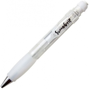 SumoGrip Clear Mechanical Pencil .5mm