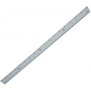 Alumicolor® Yardstick: Metallic, Aluminum, 1 yd, General Purpose, (model 8008), price per each