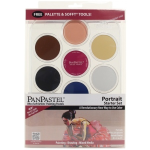 PanPastel® 7-Color Pastel Sets