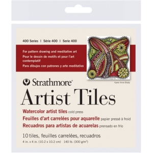 Strathmore® Watercolor Artist Tiles