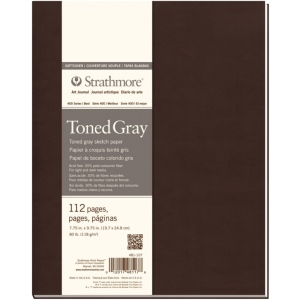 Strathmore® 400 Series Soft Cover Toned Sketch Journal